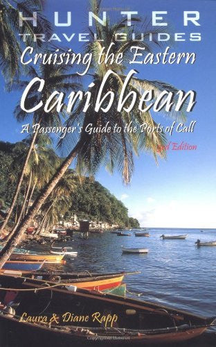 us topo - Cruising the Eastern Caribbean: A Passenger's Guide to the Ports of Call (Cruising the Caribbean) - Wide World Maps & MORE! - Book - Brand: Hunter Pub Inc - Wide World Maps & MORE!
