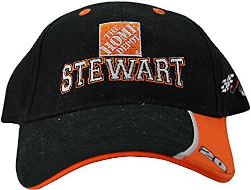 "NASCAR Tony Stewart #20 Home Depot ""Vintage Series"" Throwback Velcro Back Cap Hat"