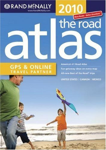 Rand McNally the Road Atlas: United States/Canada/Mexico (Rand McNally Road Atlas: United States/Canada/Mexico)