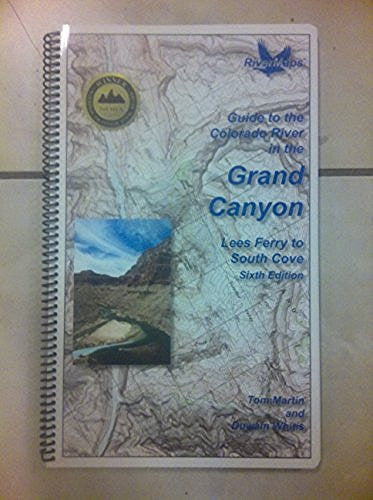 us topo - Guide to the Colorado River in the Grand Canyon: Lees Ferry to South Cove - Wide World Maps & MORE! - Book - Wide World Maps & MORE! - Wide World Maps & MORE!