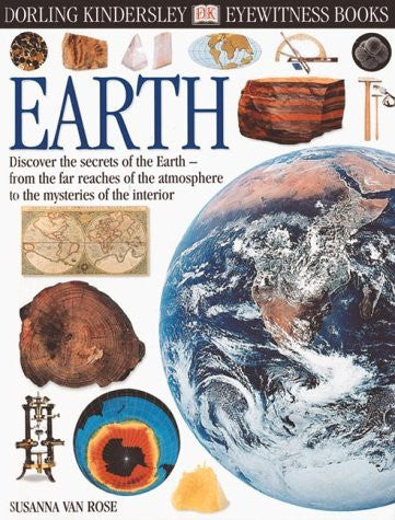us topo - Earth (Eyewitness Science) - Wide World Maps & MORE! - Book - Wide World Maps & MORE! - Wide World Maps & MORE!