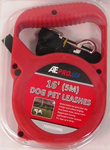 us topo - 16' (5M) Retractable Dog Leash - Wide World Maps & MORE! - Pet Products - American Tool Exchange - Wide World Maps & MORE!