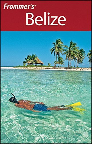 us topo - Frommer's Belize (Frommer's Complete Guides) - Wide World Maps & MORE! - Book - Wide World Maps & MORE! - Wide World Maps & MORE!