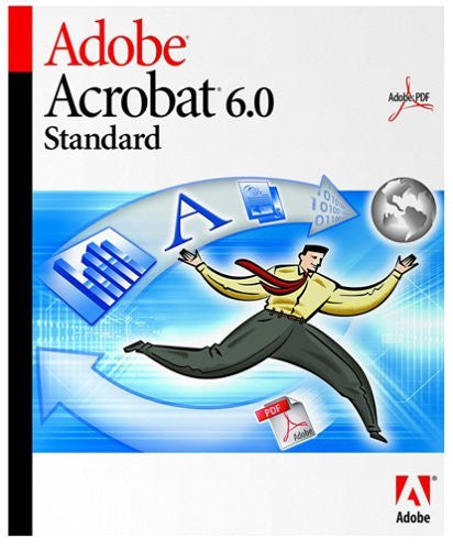 us topo - Adobe Acrobat 6.0 Standard Edition [OLD VERSION] - Wide World Maps & MORE! - Software - Adobe - Wide World Maps & MORE!
