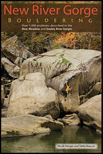 New River Gorge Bouldering Guidebook