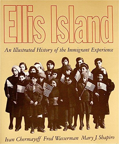 us topo - Ellis Island: An Illustrated History of the Immigrant Experience - Wide World Maps & MORE! - Book - Wide World Maps & MORE! - Wide World Maps & MORE!