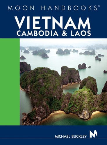 us topo - Moon Handbooks Vietnam, Cambodia, and Laos - Wide World Maps & MORE! - Book - Brand: Avalon Travel Publishing - Wide World Maps & MORE!