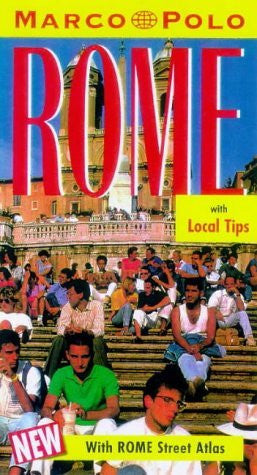 Marco Polo Rome (Marco Polo Travel Guides)