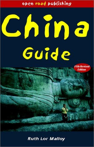 us topo - China Guide, 11th Edition (Open Road's China Guide) - Wide World Maps & MORE! - Book - Brand: Open Road - Wide World Maps & MORE!