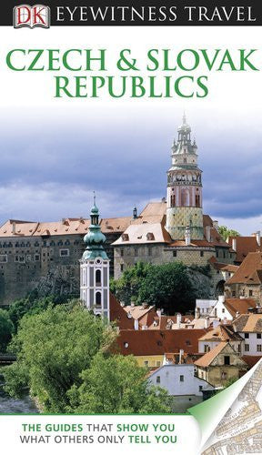 us topo - DK Eyewitness Travel Guide: Czech and Slovak Republics - Wide World Maps & MORE! - Book - Wide World Maps & MORE! - Wide World Maps & MORE!