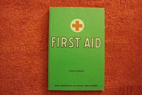 First Aid (Forth Edition) - Wide World Maps & MORE! - Book - Wide World Maps & MORE! - Wide World Maps & MORE!