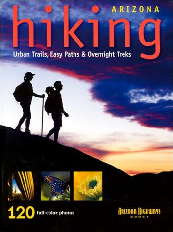us topo - Arizona Hiking: Urban Trails, Easy Paths & Overnight Treks - Wide World Maps & MORE! - Book - Brand: Arizona Highways - Wide World Maps & MORE!