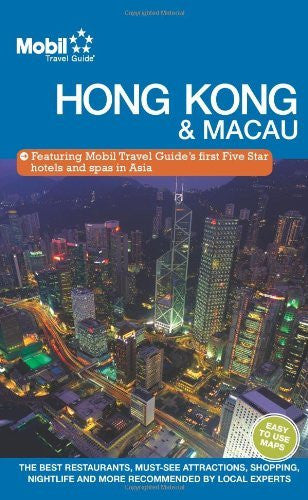 Mobil Hong Kong/ Macau City Guide (Mobil Travel Guides)