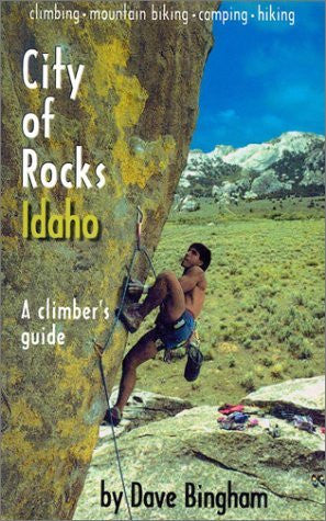 us topo - City of Rocks, Idaho: A Climber's Guide - Wide World Maps & MORE! - Book - Wide World Maps & MORE! - Wide World Maps & MORE!