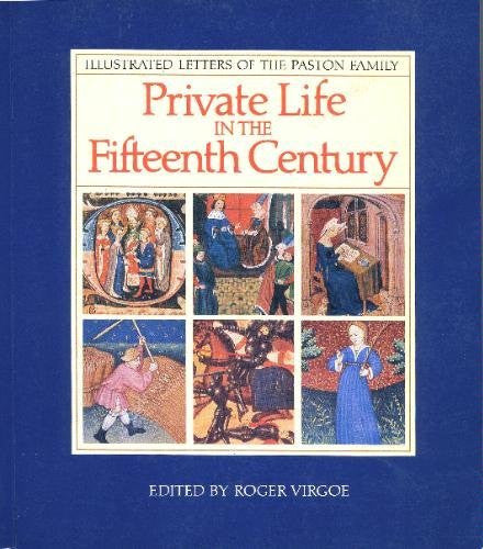 us topo - Private Life in the Fifteenth Century: Illustrated Letters of the Paston Family. - Wide World Maps & MORE! - Book - Wide World Maps & MORE! - Wide World Maps & MORE!