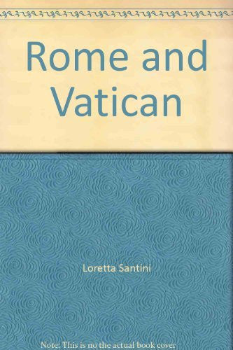 Cities of Italy: Rome and Vatican (English Guide with map) - Wide World Maps & MORE! - Book - Wide World Maps & MORE! - Wide World Maps & MORE!