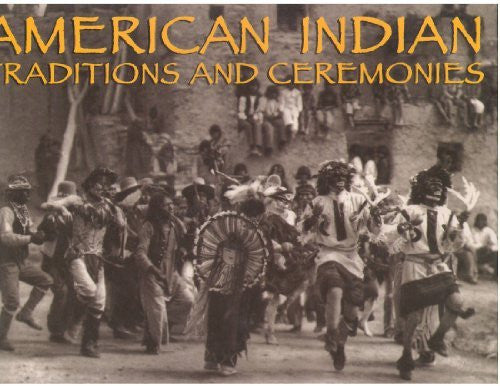 us topo - American Indian Traditions & Ceremonies - Wide World Maps & MORE! - Book - Brand: World Publications JG Press - Wide World Maps & MORE!