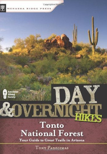 us topo - Day and Overnight Hikes: Tonto National Forest - Wide World Maps & MORE! - Book - Wide World Maps & MORE! - Wide World Maps & MORE!