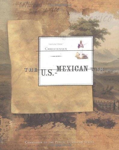 us topo - The U.S.-Mexican War - Wide World Maps & MORE! - Book - Brand: Bay Books - Wide World Maps & MORE!
