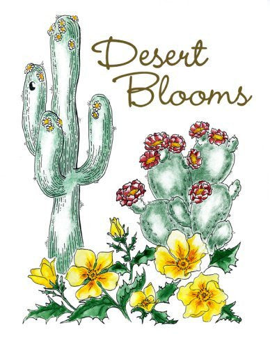 us topo - Desert Blooms - Wide World Maps & MORE! - Book - Wide World Maps & MORE! - Wide World Maps & MORE!