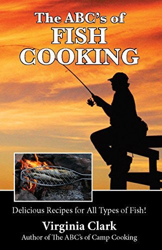 The ABC's of Fish Cooking - Wide World Maps & MORE! - Book - Golden West Publishers - Wide World Maps & MORE!