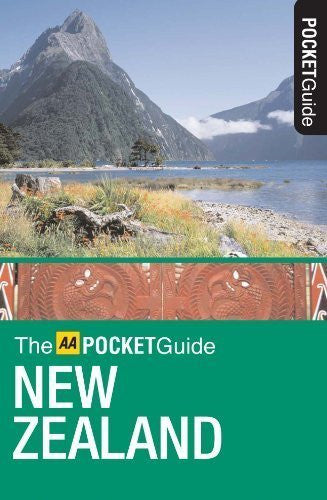 us topo - THE AA POCKET GUIDE - NEW ZEALAND - Wide World Maps & MORE! - Book - Wide World Maps & MORE! - Wide World Maps & MORE!