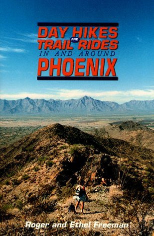 us topo - Day Hikes and Trail Rides in and Around Phoenix - Wide World Maps & MORE! - Book - Brand: Gem Guides Book Co - Wide World Maps & MORE!