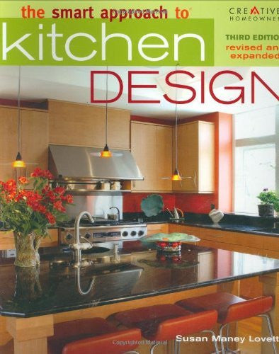 The Smart Approach to Kitchen Design, Third Edition - Wide World Maps & MORE! - Book - Wide World Maps & MORE! - Wide World Maps & MORE!
