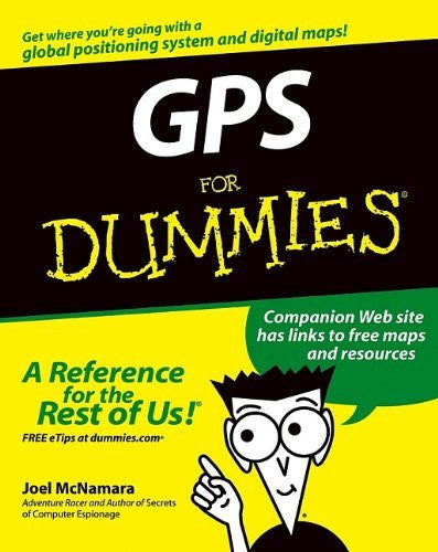 us topo - GPS For Dummies (For Dummies (Lifestyles Paperback)) - Wide World Maps & MORE! - Book - Brand: For Dummies - Wide World Maps & MORE!