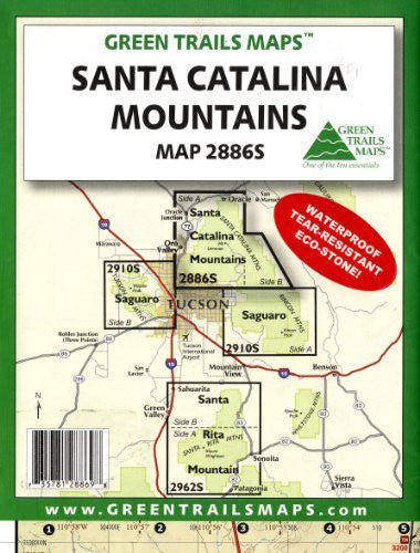 Santa Catalina Mountains (2886S)