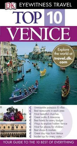 Venice (DK Eyewitness Top 10 Travel Guide)
