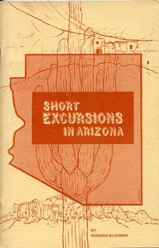 us topo - Short Excursions in Arizona - Wide World Maps & MORE! - Book - Wide World Maps & MORE! - Wide World Maps & MORE!