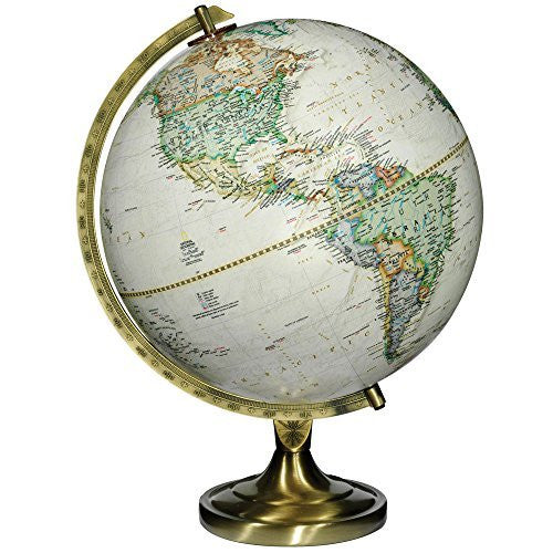 us topo - Replogle Globes Grosvenor Globe, 12-Inch Diameter - Wide World Maps & MORE! - Home - Replogle - Wide World Maps & MORE!
