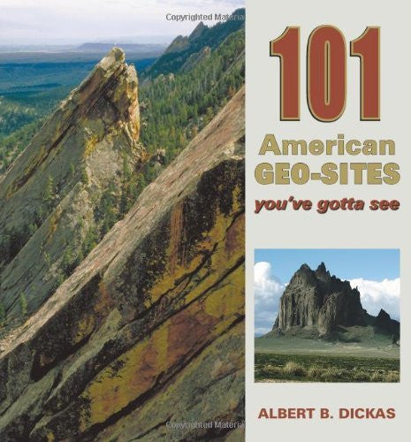 us topo - 101 American Geo-Sites You've Gotta See (Geology Underfoot) - Wide World Maps & MORE! - Book - Wide World Maps & MORE! - Wide World Maps & MORE!