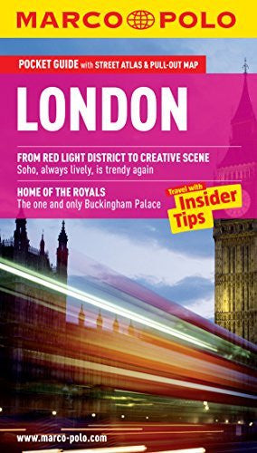 London Marco Polo Guide (Marco Polo Guides)