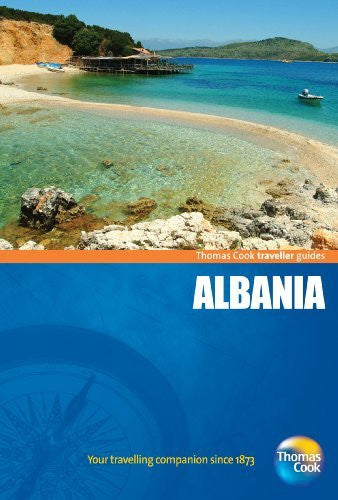 us topo - Traveller Guides Albania, 2nd (Travellers - Thomas Cook) - Wide World Maps & MORE! - Book - Wide World Maps & MORE! - Wide World Maps & MORE!