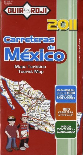 us topo - Carreteras de Mexico (Mapa Turistico 2011) - Wide World Maps & MORE! - Book - Wide World Maps & MORE! - Wide World Maps & MORE!
