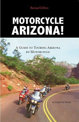 us topo - Motorcycle Arizona!: A Guide to Touring Arizona by Motorcycle - Wide World Maps & MORE! - Book - Brand: Golden West - Wide World Maps & MORE!