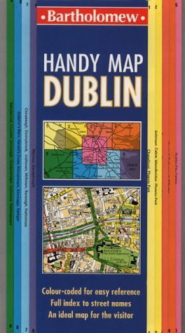us topo - Handy Map of Dublin - Wide World Maps & MORE! - Book - Wide World Maps & MORE! - Wide World Maps & MORE!