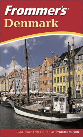 us topo - Frommer's Denmark (Frommer's Complete Guides) - Wide World Maps & MORE! - Book - Brand: Frommers - Wide World Maps & MORE!