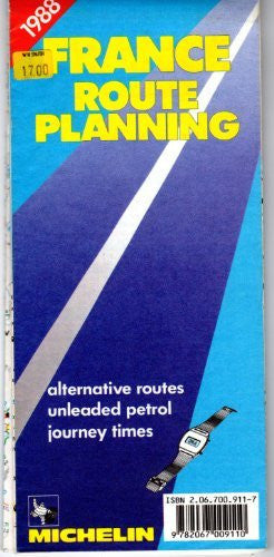 1998 France, Route Planning, Alternative Routes, Journey Times, Motoring information