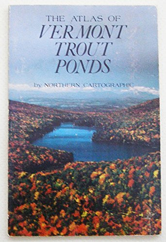 us topo - The Atlas of Vermont Trout Ponds - Wide World Maps & MORE! - Book - Wide World Maps & MORE! - Wide World Maps & MORE!
