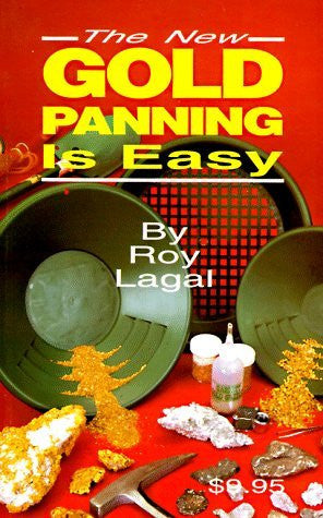 us topo - The New Gold Panning Is Easy - Wide World Maps & MORE! - Book - Lagal, Roy - Wide World Maps & MORE!