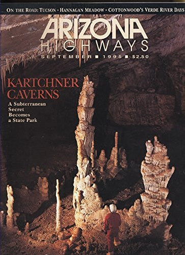 us topo - Arizona Highways September 1995 (Arizona Highways September 1995, 71) - Wide World Maps & MORE! - Book - Wide World Maps & MORE! - Wide World Maps & MORE!