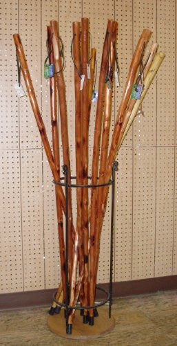 "us topo - Walking / Hiking Stick 55"" - Wide World Maps & MORE! - Health and Beauty - Grey Eagle Traders - Wide World Maps & MORE!"