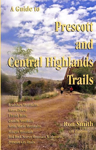us topo - A Guide to Prescott and Central Highlands Trails - Wide World Maps & MORE! - Book - Wide World Maps & MORE! - Wide World Maps & MORE!