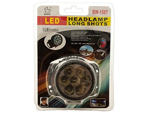 bulk buys LED Headlamp