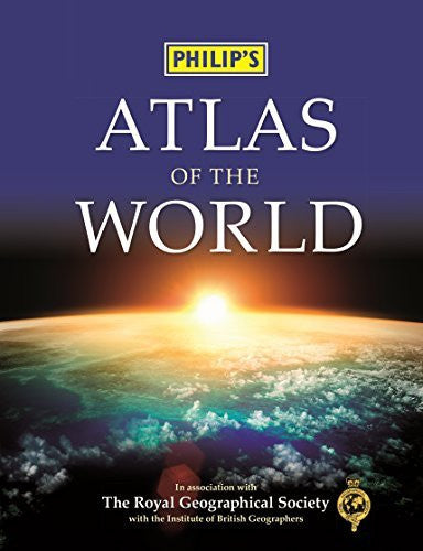 Philip's Atlas of the World 2014