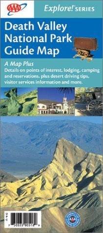 us topo - Death Valley National Park (Explore! Guide Maps) - Wide World Maps & MORE! - Book - Wide World Maps & MORE! - Wide World Maps & MORE!