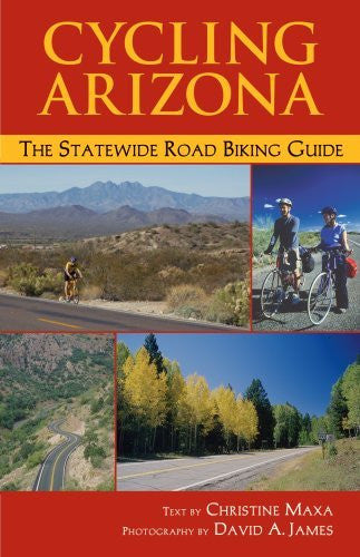 us topo - Cycling Arizona: The Statewide Road Biking Guide - Wide World Maps & MORE! - Book - Wide World Maps & MORE! - Wide World Maps & MORE!